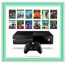 Xbox one console with 13 games BARGAIN Liverpool Liverpool Area Preview