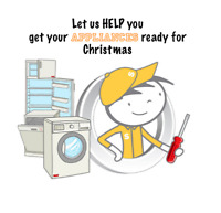 Appliance Repairs and Installations