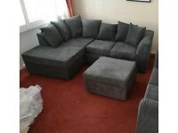 💯🔥💥SALE OFFER💯👉ON BRAND NEW DYLAN JUMBO CORD SOFA AVAILABLE IN 2+3 SEATER AND CORNER SOFA👈☺️