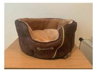 New Scruffs small dog bed