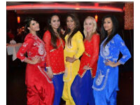 BOLLYWOOD, BHANGRA AND ASIAN DJ HIRE - MALE & FEMALE BOLLYWOOD DANCERS, GIDHA DANCERS, DHOL PLAYERS