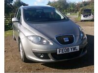 Seat altea xl stylance 2ltr tdi in great condition, its great on fuel and drives like a dream