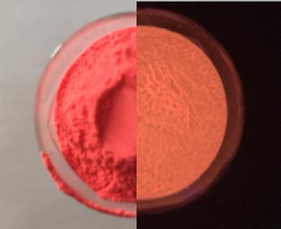 Pink Glow Paint (GLOW in the DARK PINK POWDER)