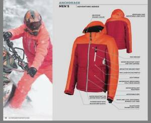 Olympia Snowmobile Jacket Sale