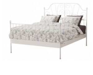 QUEEN FRAME AND MATRESS FOR SALE