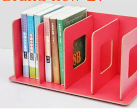 Brand new Multi functional pink storage shelf