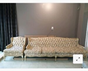 Vintage couches for sale 250$