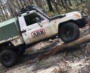 V8 Toyota Landcruiser Vdj79 Single Cab Ute Bacchus Marsh Moorabool Area Preview
