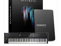 NATIVE INSTRUMENTS KOMPLETE ULTIMATE 11 AND KONTROL 88