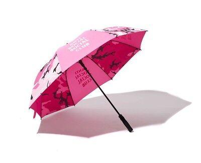 Anti Social Social Club Pink Camo Brella Umbrella ASSC Frenzy Exclusive IN HAND!
