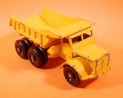 MATCHBOX LESNEY EUCLID QUARRY TRUCK 6C-2 LOOSE