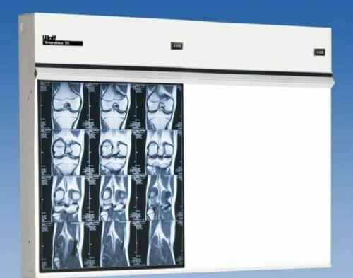 Wolf Trimline III Medical X-Ray Light Box Film Viewer 23402 Trimline III
