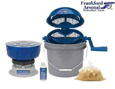 Frankford Arsenal Quick-N-EZ Case Tumbler Master Kit 220 Volt   # 799534