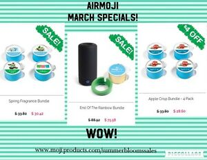 AirMoji home fragrance and decor (business opportunity)