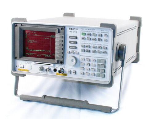 HP Agilent Keysight 8594E Spectrum Analyzer, 9kHz to 2.9 GHz