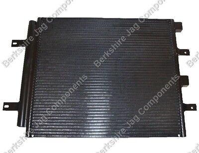 S TYPE 2002 ONWARDS AIR CONDITIONING CONDENSER RADIATOR XR856373   FOR JAGUAR