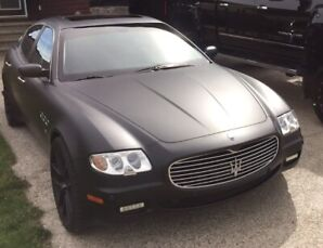 2005 Maserati Quattroporte Sedan