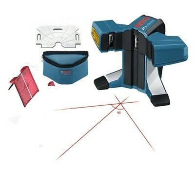 New Bosch GTL3 Wall/Floor Covering Tile and Square Layout Laser