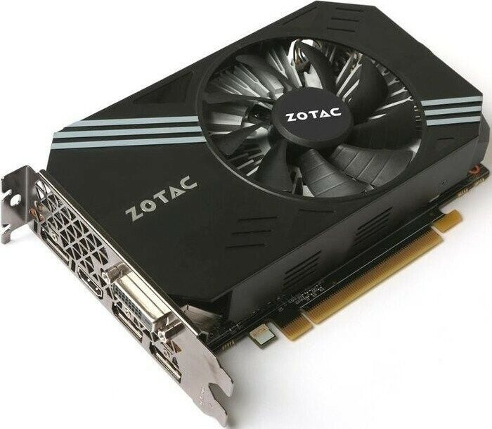 ZOTAC GeForce GTX 1060 ( Mini ) 6GB GDDR5 Grafikkarte