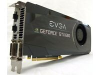 GTX 680 | Fully working | No original box, just card and cables.