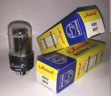 NOS Tubes for vintage amps and radios & more Eatons Hill Pine Rivers Area Preview