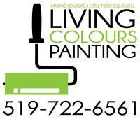 Living Colours Painting - Serving K-W Since 2001