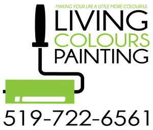 Living Colours Painting - Serving K-W Since 2001 Kitchener / Waterloo Kitchener Area image 1