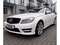 Mercedes C250 AMG 2012 great condition
