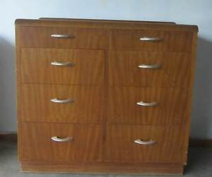 Art Deco Chest of Draws Cleveland Redland Area Preview