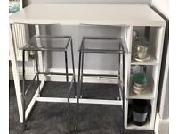 Maison du Monde Breakfast bar and stools