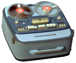 Wanted Small reel to reel tape recorder