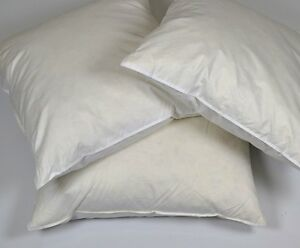 2-18-x-18-47cm-x-47cm-NATURAL-DUCK-FEATHER-CUSHION-PADS-INNERS-INSERTS