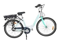 """Brand New Ladies Electric Bike - RRP £799 - 26"""" Wheels - eBike"""