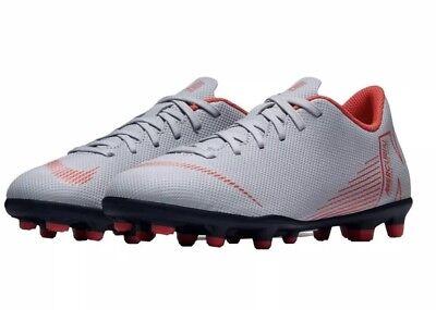 f91e1bb53d27 Nike Kids' Vapor 12 Club GS FG/MG Soccer Cleats Size 4Y