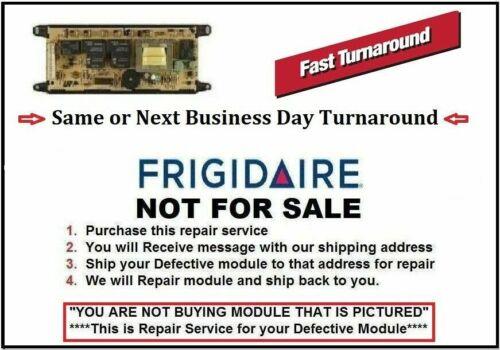 318010102 Mail-In Repair Service Frigidaire Oven Control Board 1 DAY TURNAROUND