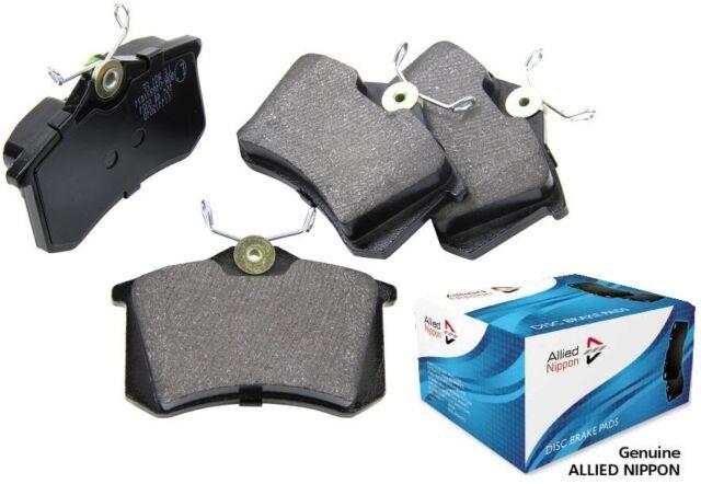Allied Nippon Set of Rear Brake Pads New (4 pads) ADB0797