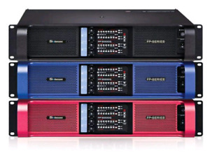 FP22000Q 4 CHANNEL POWER AMP FOR SALE.  7500W X 4 @2OHMS
