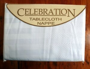 11 New Polyester Tablecloths