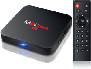 TICTID M9C max Android 6.0 TV Box for sale