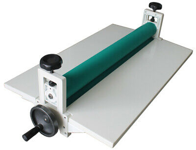 Manual Cold Roll Laminator 25 Laminating Machine Lamination Foldable Office Us