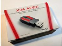 Xim Apex 4/5 Precision Mouse & Keyboard converter Adapter for Xbox One and PS4