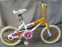 Girls Supercycle Bike with 16 inch tires
