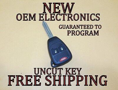 New W  Oem Electronics Remote Head Rhk Combo Keyless Fob Transmitter Oht692427aa