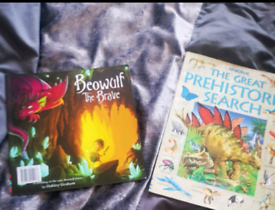 X2 childrens books 50p each