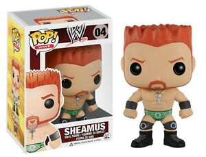 Funko POP WWE: Sheamus Action Figure at JJ SPORTS!