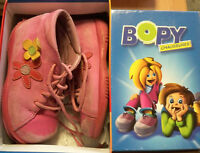 BOPY chaussures Bottine 25 EU 8.5 US BAFAX-BAFIXA Barbie