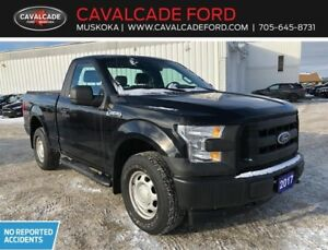 "2017 Ford F150 4x4 Regular Cab XL 122"" WB with trailer tow pkg!!"