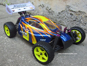 New RC Buggy/ Car 1/10 scale, Electric 4WD 2.4G  RTR Kingston Kingston Area image 6