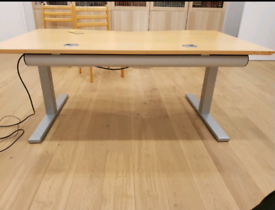 Hållning Duba B8 Electric Sit-Stand Desk | £1,250 RRP | Made in Sweden