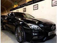 2016 Mercedes-Benz C Class 4.0 C63 AMG S (Premium) Coupe Speedshift MCT 2dr